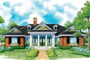 Country Style House Plan - 3 Beds 2 Baths 2454 Sq/Ft Plan #930-246 Exterior - Front Elevation