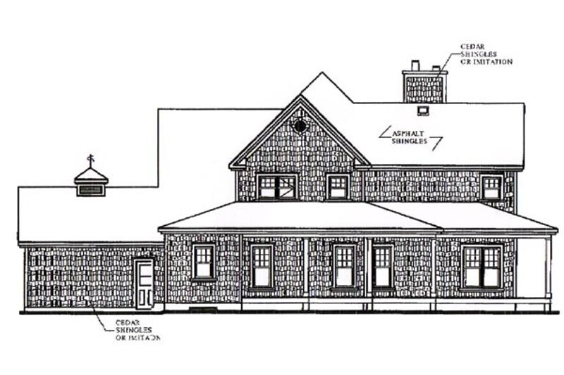 Farmhouse Style House Plan 4 Beds 3 5 Baths 2992 Sq Ft