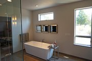 Contemporary Style House Plan - 3 Beds 3.5 Baths 3275 Sq/Ft Plan #892-15 Interior - Master Bathroom