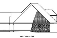 House Plan Design - European Exterior - Other Elevation Plan #17-2477