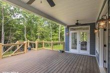 Craftsman Exterior - Outdoor Living Plan #929-60