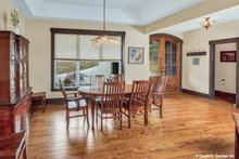 House Plan Design - Craftsman Interior - Dining Room Plan #929-1040
