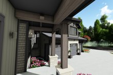 Architectural House Design - Farmhouse Exterior - Front Elevation Plan #1069-21