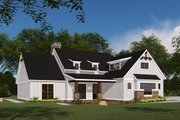 Country Style House Plan - 4 Beds 2.5 Baths 1897 Sq/Ft Plan #923-131