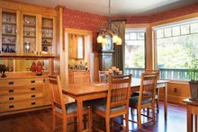 Craftsman Interior - Dining Room Plan #48-364