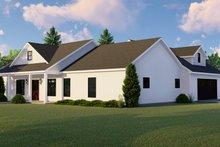 Architectural House Design - Farmhouse Exterior - Other Elevation Plan #1064-98