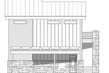 House Plan Design - Country Exterior - Other Elevation Plan #932-99