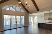 Craftsman Style House Plan - 3 Beds 3.5 Baths 3002 Sq/Ft Plan #437-123