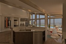 Dream House Plan - Contemporary Photo Plan #489-6