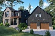 Craftsman Style House Plan - 4 Beds 2.5 Baths 2965 Sq/Ft Plan #23-2743