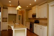 Traditional Style House Plan - 4 Beds 2 Baths 1750 Sq/Ft Plan #430-57 Interior - Kitchen
