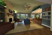 Craftsman Style House Plan - 3 Beds 2 Baths 2034 Sq/Ft Plan #51-520