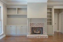 Dream House Plan - European Interior - Family Room Plan #430-139