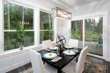 Contemporary Interior - Dining Room Plan #1070-30