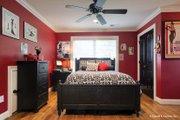 European Style House Plan - 3 Beds 2.5 Baths 2193 Sq/Ft Plan #929-34 Interior - Bedroom