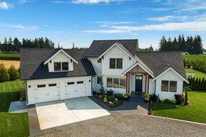Farmhouse Exterior - Front Elevation Plan #1070-10