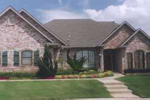 Traditional Exterior - Front Elevation Plan #52-160