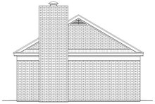Country Exterior - Other Elevation Plan #932-135