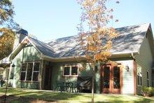 Dream House Plan - Craftsman Exterior - Rear Elevation Plan #437-52