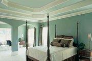 European Style House Plan - 5 Beds 4.5 Baths 3525 Sq/Ft Plan #927-24 Interior - Master Bedroom