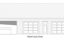 Country Exterior - Other Elevation Plan #932-312