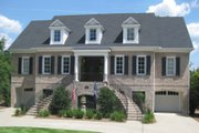 Classical Style House Plan - 4 Beds 4.5 Baths 3933 Sq/Ft Plan #1054-52
