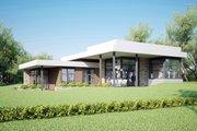 Modern Style House Plan - 4 Beds 1.5 Baths 1941 Sq/Ft Plan #552-6
