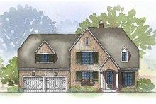 Home Plan - Farmhouse Exterior - Front Elevation Plan #901-58