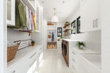 House Design - Farmhouse Interior - Laundry Plan #119-436