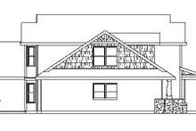 House Plan Design - Craftsman Exterior - Other Elevation Plan #124-675