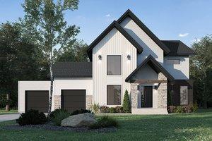 Farmhouse Exterior - Front Elevation Plan #23-2751