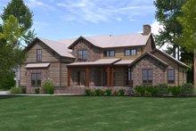 Craftsman Exterior - Front Elevation Plan #1071-23