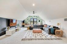 Architectural House Design - Bonus Media Room