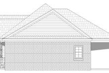 House Plan Design - Craftsman Exterior - Other Elevation Plan #932-202