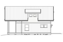 Traditional Exterior - Other Elevation Plan #895-115