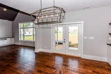 Dream House Plan - Craftsman Interior - Dining Room Plan #20-2146