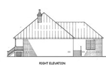Home Plan - Southern Exterior - Other Elevation Plan #45-125