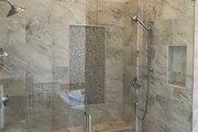 Farmhouse Style House Plan - 4 Beds 3.5 Baths 4152 Sq/Ft Plan #437-93 Interior - Master Bathroom