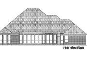 European Style House Plan - 3 Beds 3 Baths 3160 Sq/Ft Plan #84-401
