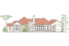 Dream House Plan - European Exterior - Front Elevation Plan #80-185