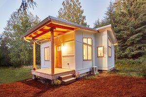 Craftsman Exterior - Other Elevation Plan #890-11