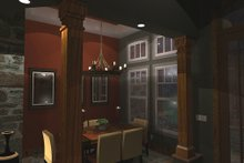 House Design - Craftsman Interior - Dining Room Plan #120-162