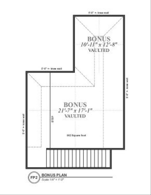 Traditional Floor Plan - Other Floor Plan Plan #63-112