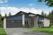 Modern Style House Plan - 3 Beds 2 Baths 2112 Sq/Ft Plan #124-1231