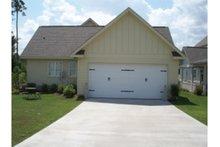 Home Plan - Farmhouse Exterior - Rear Elevation Plan #430-76