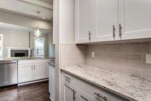 Home Plan - Colonial Interior - Kitchen Plan #1066-76