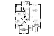 Cottage Style House Plan - 5 Beds 3.5 Baths 3800 Sq/Ft Plan #48-1018 Floor Plan - Upper Floor