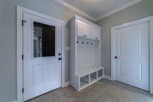 House Plan Design - Mud Room