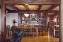 Bungalow Interior - Dining Room Plan #928-22