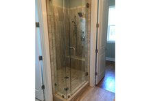 House Plan Design - Ranch Interior - Master Bathroom Plan #437-82